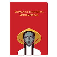 Sổ Mini Monosketch - Phụ Nữ Trung Kỳ