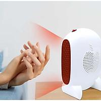 Máy Sưởi Mini Để Bàn Công Suất 500W Warm Comforter 90-120°C - HanruiOffical