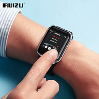 RUIZU M8 Full Touch Screen Bluetooth MP3 Player 8GB Wearable Mini Sport Music Player Support Recorder E-Book Video Pedometer