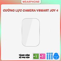 Kính Cường Lực Camera Cho Vsmart Joy 4- Hàng Chính Hãng