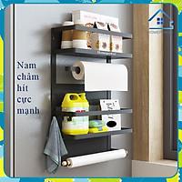 Kệ Nam Châm Từ Tính Gắn Tủ Lạnh Đa Năng Homepower NC01