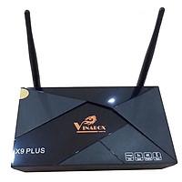 Android Tv Box Vinabox X9 PLUS [Tặng chuột bay Km650V] - Hàng chính hãng
