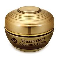 KEM DƯỠNG DA TINH CHẤT KÉN VÀNG - YENAAN GOLD COCOON CREAM 50g