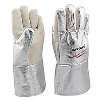 Găng tay tráng bạc chịu nhiệt Castong NFRR15-34