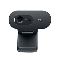 Logitech C270i IPTV Webcam 720P HD 30fps 5MP USB Video Call Web Cam Remote Meeting Teaching Laptop PC Web Camera With