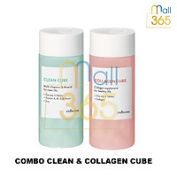 COMBO CLEAN & COLLAGEN CUBE - SẢN PHẨM CỦA TẬP ĐOÀN AMOREPACIFIC