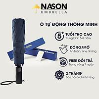 Ô dù tự động thông minh cao cấp toàn Fully Automatic Safe Umbrella