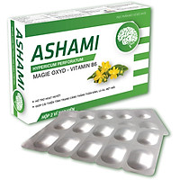 Thực phẩm bảo vệ sức khỏe Ashami Hỗ trợ hoạt huyết, cải thiện tình trạng căng thẳng thần kinh, lo âu, mệt mỏi - NGUYÊN LIỆU NHẬP KHẨU CHÂU ÂU
