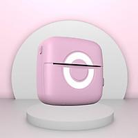 Mini Printer Portable Photo Printer for Phone Picture Thermal Printer for Smartphone Instant Printer Bluetooth Wireless Printer Machine