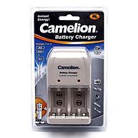 Máy sạc pin Camelion BC0904 - AA/AAA/9V - Hàng nhập khẩu