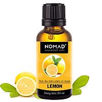 Tinh Dầu Thiên Nhiên Hương Chanh Tươi  Nomad Essential Oils Lemon 50ml