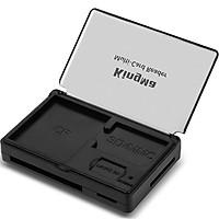 Đầu đọc thẻ 3.0 Kingma cho thẻ CF , SD , TF - hàng nhập khẩu
