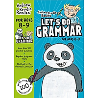 Let's do Grammar 8 - 9