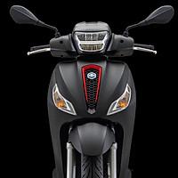 Xe máy Piaggio Medley 150 S ABS LED - TRẮNG