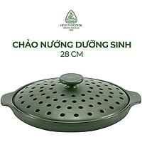 Chảo Cạn Dưỡng Sinh Minh Long Healthycook (28cm)