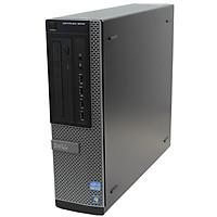 Đồng Bộ Dell Optiplex ( Core I7 3770 /RAM 4GB  / SSD 120GB / 500G ) -  Cấu hình mạnh mẽ - chạy siêu nhanh - chuyên dùng cho doanh nghiệp -đồ họa - Hàng Nhập Khẩu(Đen)