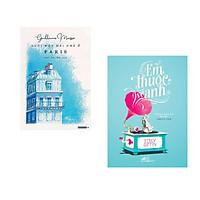 Combo 2 cuốn sách: Dưới một mái nhà ở Paris + Em thuộc về anh