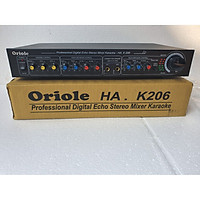 Vang karaoke K206- Hàng chính hãng Oriole