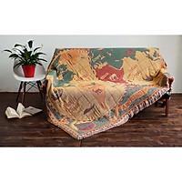 Thảm Sofa 2 Mặt Cao Cấp, Thảm Phòng Khách KITE08