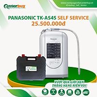 Máy lọc nước ion kiềm Panasonic TK-AS45 nhập khẩu Nhật Bản bao gồm bộ dụng cụ và hướng dẫn tự lắp đặt tại nhà từ A đến Z by Enterbuy Việt Nam - Hàng chính hãng