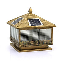 Đèn trụ cổng năng lượng mặt trời SUNTEK TC03 - Hàng chính hãng