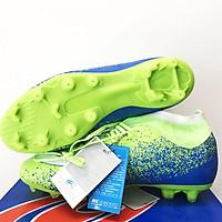 Giày Đá banh, đá bóng nam sân cỏ tự nhiên đinh cao - cổ cao bảo vệ cổ chân MS027