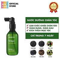 Nước dưỡng chân tóc và da đầu chiết xuất hương thảo Aromatica Rosemary Root Enhancer 100ml