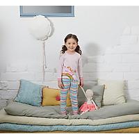 Bộ dài cho bé Olomimi Hàn Quốc Rainbow Unicorn Pink  FW20 - 100% cotton