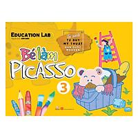Bé Làm Picasso Tập 3