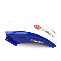 Dè chắn bùn dành cho xe Exciter 150 (xanh trắng)