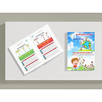 Sách Rèn Luyện Finger Math Kids 2