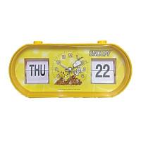 Đồng hồ snoopy màu vàng Snoopy