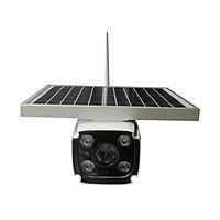 Camera Giám Sát Năng Lượng Mặt Trời 1080P FHD 2.0MP Wifi plus - Hàng Nhập Khẩu