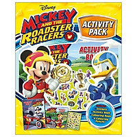 Disney Junior - Mickey & the Roadster Racers: Activity Pack (2-in-1 Activity Bag Disney)