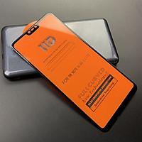 Kính cường lực 11D Xiaomi Mi 8 Lite Full viền Đen