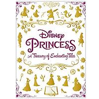 Disney Princess A Treasury Of Enchanting Tales (Deluxe Treasury 196 Disney)