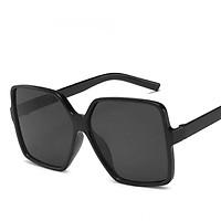Men Women Retro Sunglasses Big Square Full Frame Driving Riding Fashion Sun Glasses
