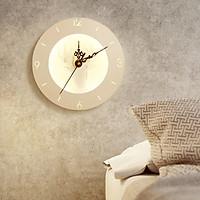 Đèn LED đồng hồ GT3000 hiện đại dùng cho trang trí nhà cửa, quán cafe...