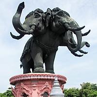 Vé Vào Cổng The Ancient City Samutprakan + The Erawan Museum
