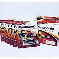 Bộ 6 vỉ (12 viên pin) pin Kiềm Alkaline Panasonic AA LR6T/2B-Hàng chính hãng