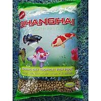 thức ăn cho cá Shanghai 500g