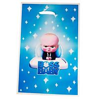 10 túi quà Party gift bag 17 x 25 cm hình Baby Boss