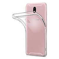 Ốp Lưng Dẻo Trong Suốt Ultra Thin Cho Samsung Galaxy J7 Pro - Hàng Chính Hãng