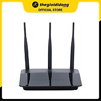 Bộ Phát Sóng Wifi Router Chuẩn AC750 D-Link DIR-809 Đen - Hàng chính hãng