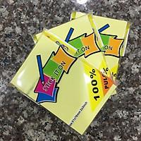 Giấy note ghi chú có keo 2 x 3 - Combo 10 xấp