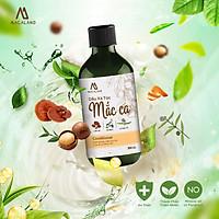 Dầu xả tóc 50ml MACALAND nuôi dưỡng và phục hồi mái tóc hư tổn chiết xuất tinh dầu Macadadia cao cấp