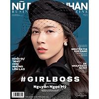 Tạp chí NỮ DOANH NHÂN số 129 phát hành T10/2019