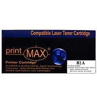Hộp mực PrintMax dành cho máy in HP 81A - Hàng chính hãng