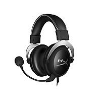 Tai nghe Kingston HyperX Cloud Silver - HX-HSCL-SR/NA - Hàng Chính Hãng