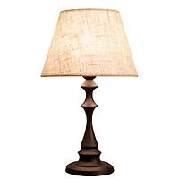 Đèn ngủ để bàn Vdecor phong cách Châu Âu cổ điển sang trọng, có điều chỉnh độ sáng